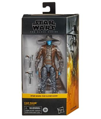 Star Wars The Black Series 2020 Clone Wars Cad Bane Pre-Order
